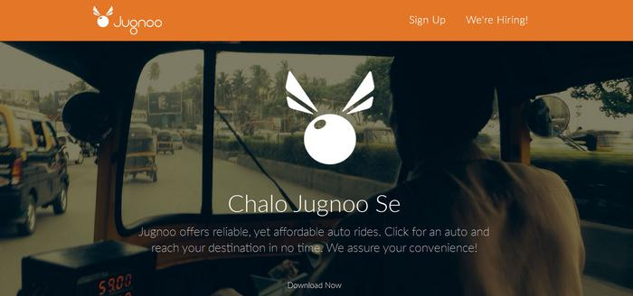 Get affordable Autoes with Jugnoo