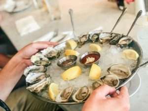 Goa's oysters, not so safe