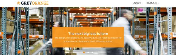 GreyOrange – Automation solutions