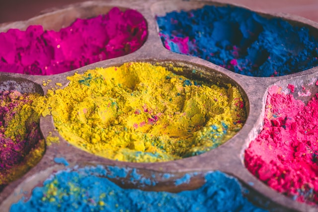 Fables behind the festival of colours