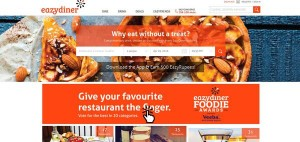 EazyDiner – An Online platform for restaurants