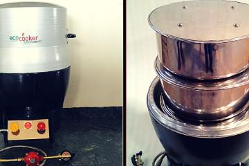 Eco cooker that saves LPG