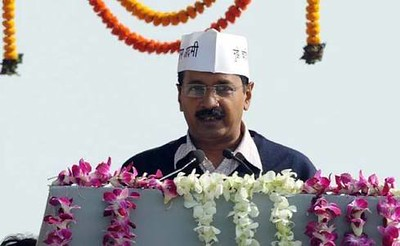 Kejriwal to supply 10 lakh litres water to Latur