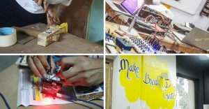 Makerspaces for creative people to innovate