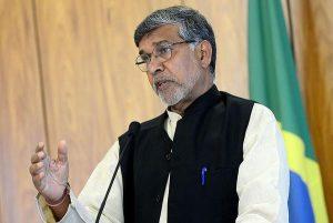 Nobel laureate Kailash Satyarthi's message to PM Modi