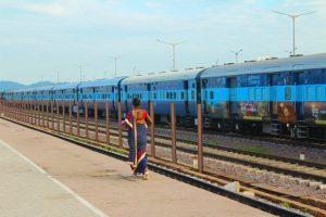 Railway passengers can transfer tickets to family members
