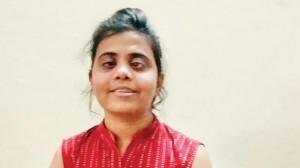 Visually Impaired Girl Cracks UPSC