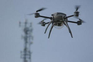Drones used by Karnataka police to control crime