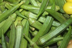 Health benefits of Okra