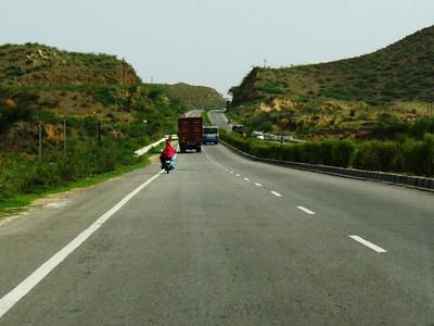 Delhi-Meerut E-way