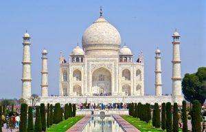 White monument Taj turning yellow: NGT