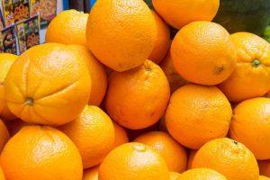 Eat oranges everyday