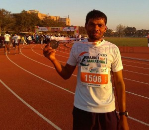 Farmer's son to run in India's First Multi-City Ultra-marathon