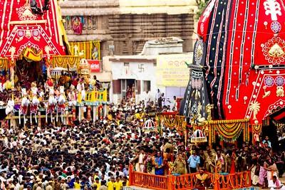 Lord Jagannath's rath yatra starts