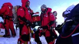 First Indian to Climb Mt. Everest and Reach the South Pole