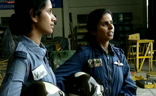 First Indian Air Force Women Pilots Who Flew in the Kargil War Zone