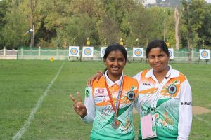 Indian archer in Round of 16 in women's individual archery