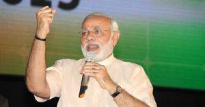Narendra Modi launches Saurashtra Narmada Avataran