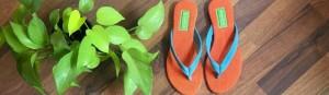 Old shoes refurbished for poor school children
