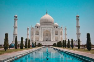 Taj Mahal Visitors entry may be limited