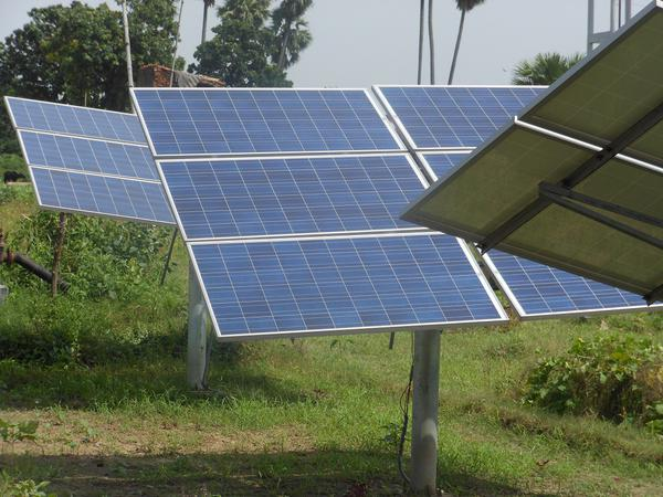 World's First Solar Irrigation Cooperative