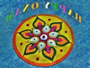 Onam festival celebrations