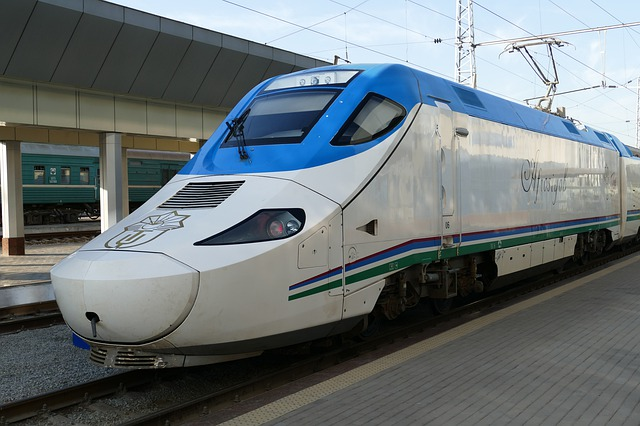 Talgo train's final trial run today