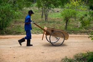 Organization Helping People Manage Waste