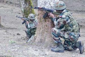 Ceasefire violated by Pakistan again