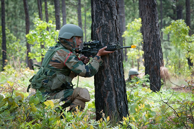 India retaliatory fire – 15 Pakistan rangers killed