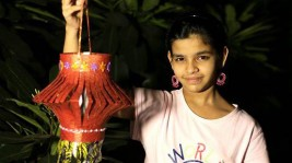 13- year old helping the underprivileged