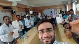 Youth improving solar entrepreneurship in India