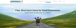 Lendingkart – A platform to get short-term loans