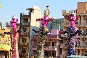 Modi to celebrate dussehra in Lucknow