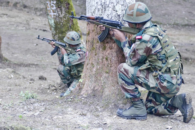 Pakistan violates ceasefire in Noushera sector