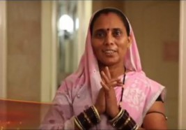 Once a child bride, now winner of Padma Shri