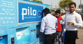 Water ATMs give RO Water at Rs.5 per Litre