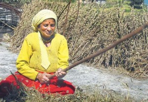 Woman that changed her entire village