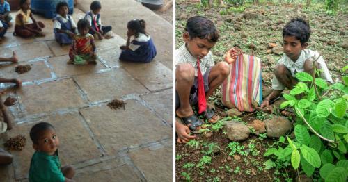 School teacher that changed a village