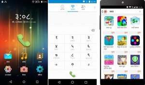 Get Indian languages on you Smartphone