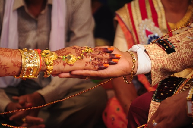 Village helped wedding by crowd funding