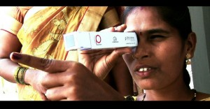 Eye testing for just ₹50