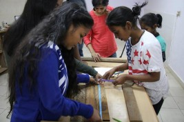Innovative way to encourage more girls to learn science