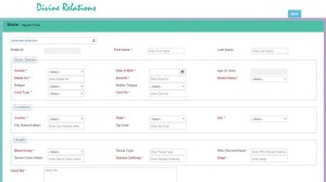 Matrimonial site for people with chronic diseases