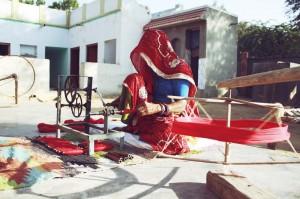 Woman helped 3000 artisans