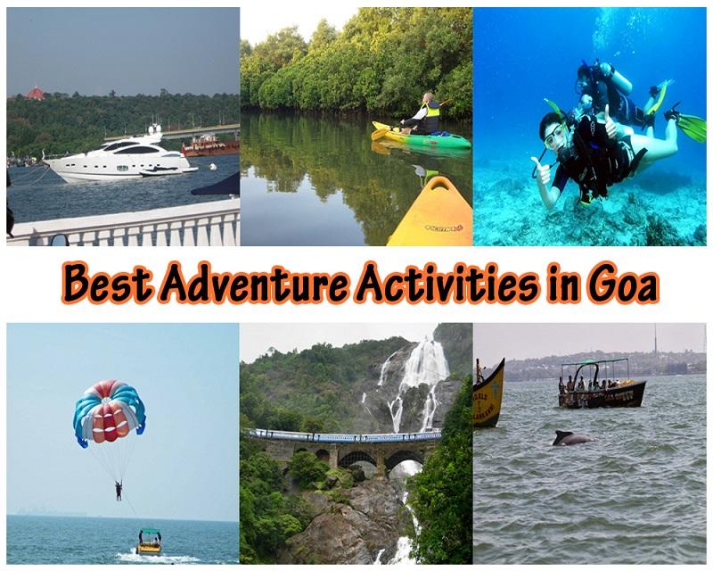 Best Adventure Activities in Goa