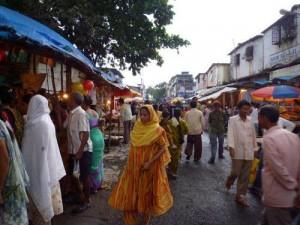 Tech powered slum