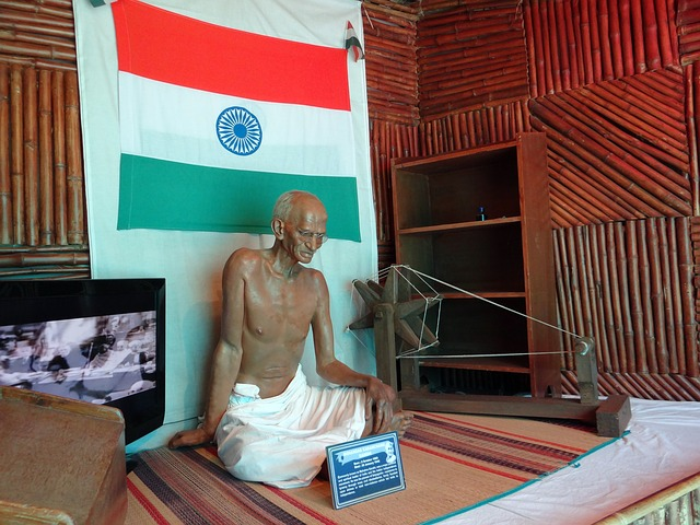 Modi replaces Mahatma Gandhi image in Khadi Udyog's stationary