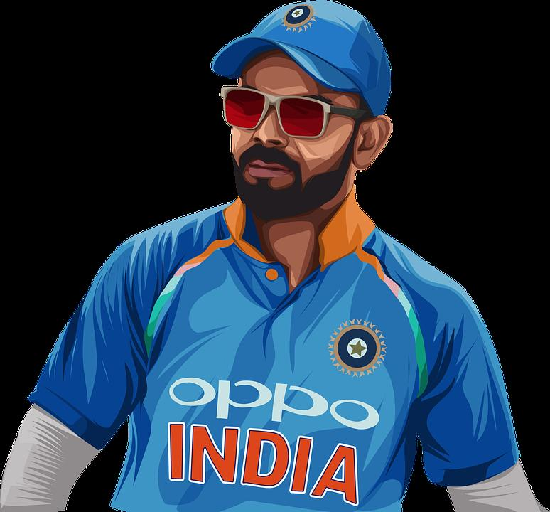 Virat Kohli, the new captain of India