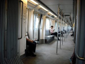Women can carry knives in Delhi metro: CISF